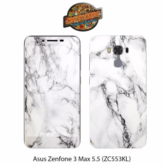 Oddstickers Marble 2 Phone Skin Cover for Asus Zenfone 3 Max 5.5