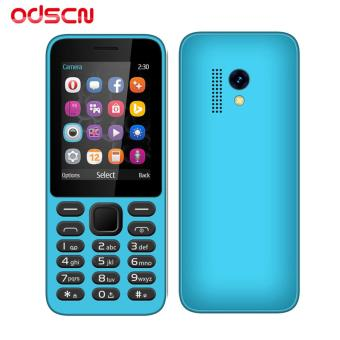 ODSCN 215 2.4'' Basic Mobile Phone Dual Sim (Blue)