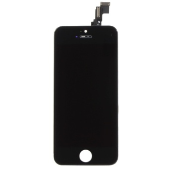 OEM A+ Black LCD Touch Screen Glass Display Digitizer Assembly For iPhone 5C- - intl