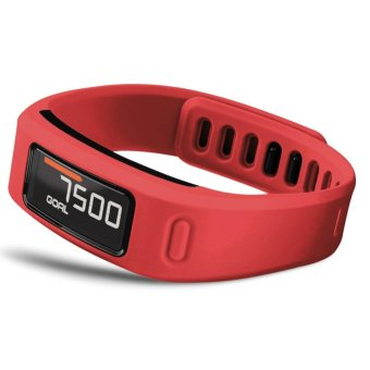 OEM Large Replacement Wrist Band For Garmin Vivofit Bracelet (DarkRed) Price Philippines