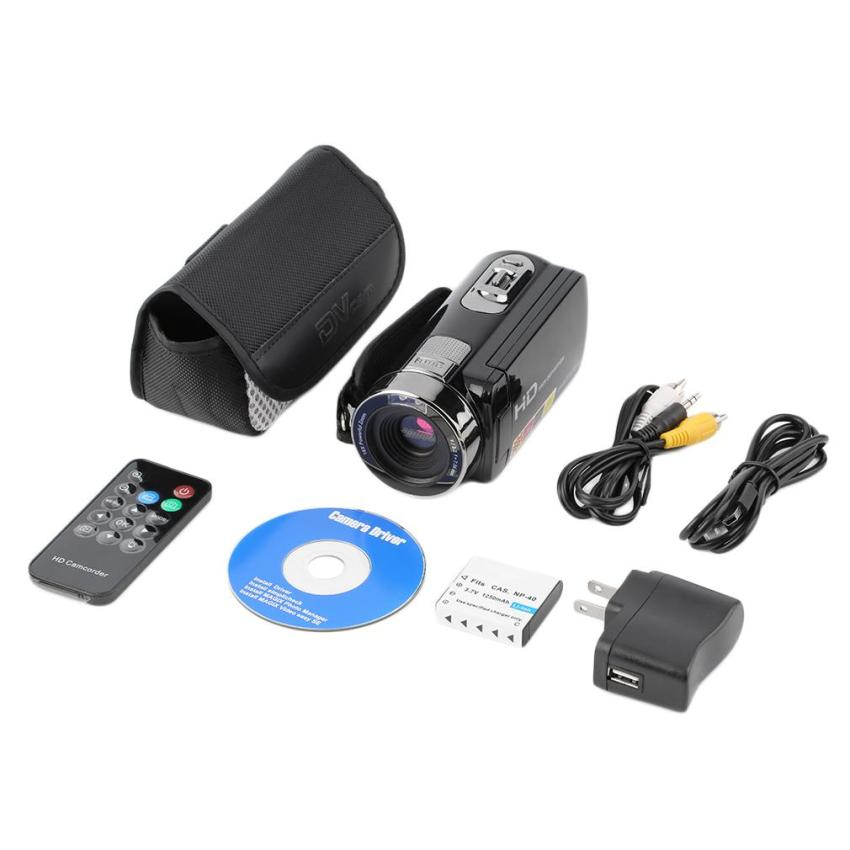 OH 3.0 inch FHD 1080P 16X Zoom 24MP Digital Video Camera Camcorder DV Price Philippines