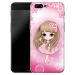 OnePlus cartoon silicone transparent cartoon protective case phone case