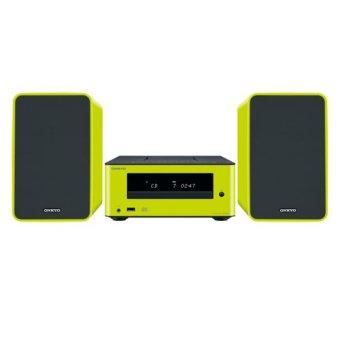 Onkyo CS-255 CD Hi-Fi Mini System (Green)