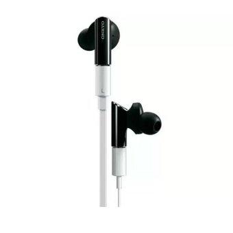 Onkyo IE-FC300 In-Ear Headphones (White)