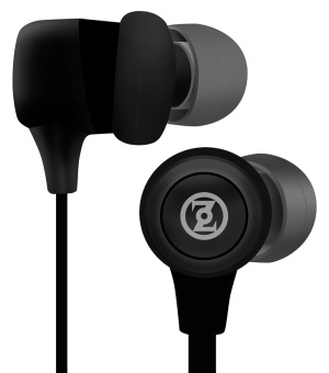 Oontz Budz2 Cambridge Soundworks -Wireless BluetoothHeadphones(Black) - 4