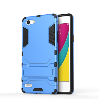 Oppo A33/A33 TPU two one support all-inclusive cover phone case