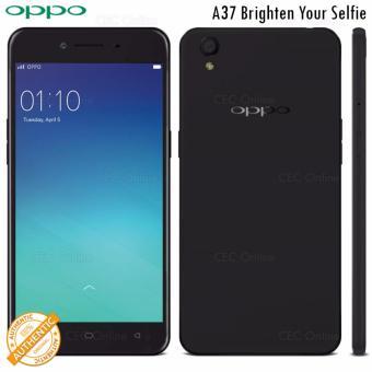 OPPO A37 16GB 4G LTE Dual-SIM 2630mAh (Black)