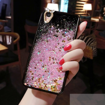 Oppo f1plus/r9plus cool glitter protective case phone case