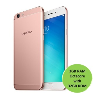 OPPO F1s 32GB  (Rose Gold)