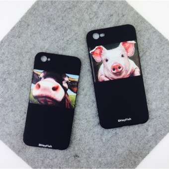 Oppo R11/x20 Pig Cattle phone case