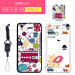 Oppoa37/A33/A53/a37m cartoon all-inclusive phone case silicone case phone case