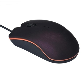 Optical USB LED Wired Game Mouse Mice For PC Laptop Computer PP -intl - 4