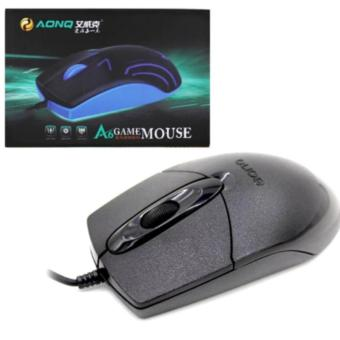 Optical Wired Mouse Computer Gaming Mice USB 2.0