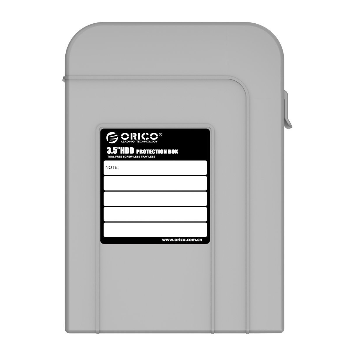 Philippines Orico 35 Inch Hard Disk Drive Hdd Storage Protection Box Hardshell Carrying Case Gray