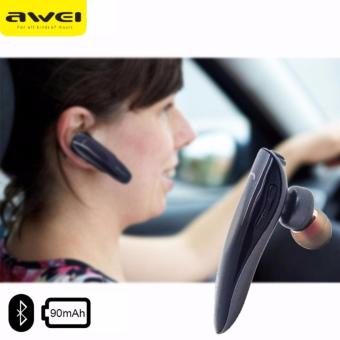 Original AWEI N1 Wireless Smart Headset (Black) Price Philippines