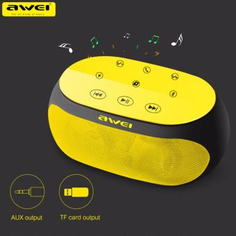 Original AWEI Y200 Hifi Wireless Speaker (Yellow) Price Philippines
