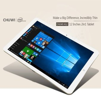 Original Box Chuwi Hi12 Stylus Intel Z8300 Quad Core 1.84GHz 12 Inch Dual Boot Tablet - intl Price Philippines