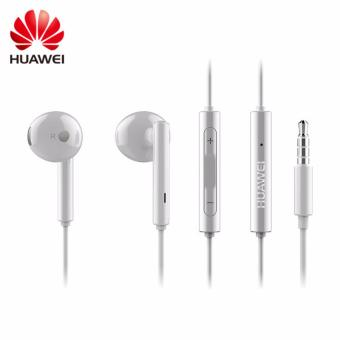 Original Huawei Earphone AM116 In-ear Headset with Microphone 3.5mm Earbuds for PC Huawei P8 Lite P7 Android Phones Price Philippines