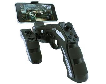 Original IPEGA 9057 PG-9057 Gun Style Wireless Bluetooth GameController Joysticker Gamepad Handset for Cellphone Tablet TV Box Price Philippines