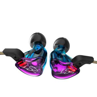 Original KZ ZST Colour Balanced Armature+Dynamic Hybrid Dual Driver Earphones HIFI Earbuds Bass Headset In-ear Earphones Without Microphone - intl - 4