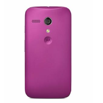 Original Motorola Moto G 1st Gen Back Cover Shell Violet Price Philippines
