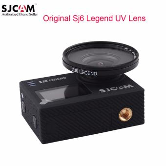 Original SJCAM Accessories SJ6 MC UV Lens with Protection CapAnti-Scratch UV Lens Protector For SJ6 Legend 4K Action Camera