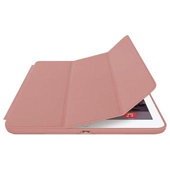 Original Type Auto Sleep Smart Cover for iPad Mini 4 (Rose Gold)