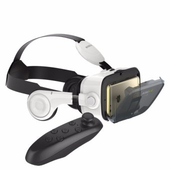 Original VR Box BOBOVR Z4 with VR controller 3D VR Glasses HeadsetVR Box (White) Price Philippines