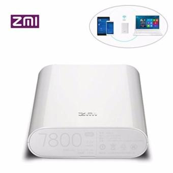 Original Xiaomi ZMI MF855 7800mAh 120Mbps 3G 4G Wireless WiFi Router Powerbank