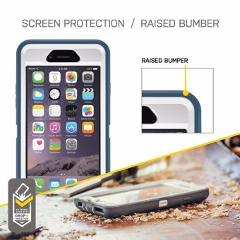 OtterBox DEFENDER SERIES Case for iPhone 7 Plus (ONLY) -Frustration Free Packaging - intl - 5