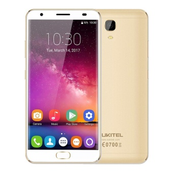 "OUKITEL K6000 Plus 5.5"" Octa-core 4G Phone w/ 4GB RAM 64GB ROM-Golden - intl Price Philippines"