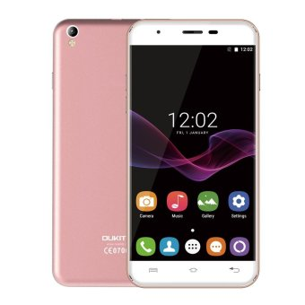 OUKITEL U7 Max 5.5 Inches HD 1GB/8GB (Rose Gold) - intl Price Philippines