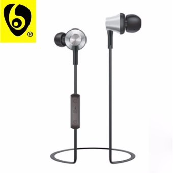 OVLENG ETT? S10 Shocking 2.0 Stereo Super Bass Bluetooth EarphoneMusic Treble Clear Hi-Fi Wireless Headphone with Microphone(Silver)