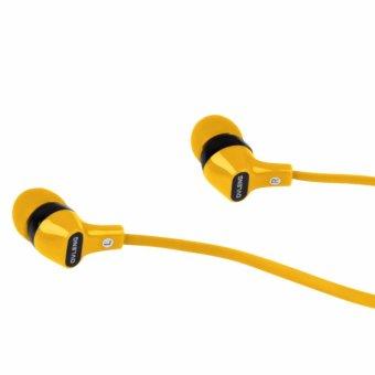 Ovleng iP160 HD Music Mobile Earphones (Yellow) - 4