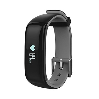 P1 Smart Watch IP67 Waterproof Blood Pressure Monitor Heart Rate Monitor, Fitness Tracker Watch with