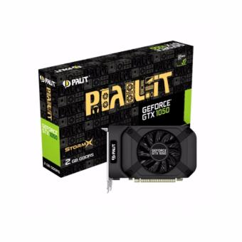 Palit GeForce GTX 1050 StormX 2048M GDDR5 128bit DVI HDMI DPGraphics/Video Card