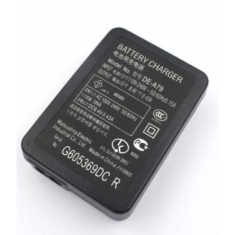 Panasonic Lumix DE-A79 Charger for Panasonic Battery DMW-BLC12 forPanasonic Lumix FZ2500,FZ2000,FZ1000. - 3