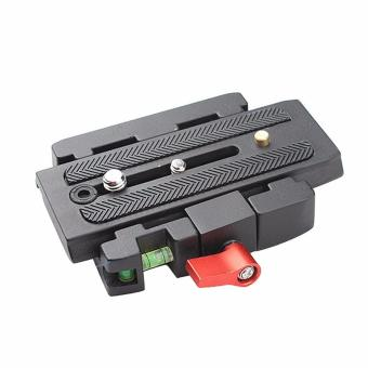 Panda Trading- P200 Quick Release Plate for DSLR and Mirrorless Camera Tripod