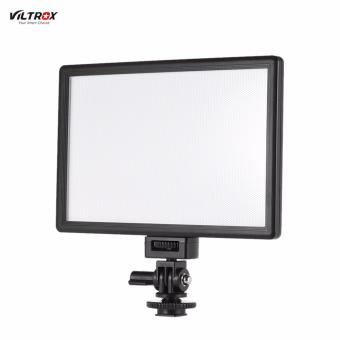 PandaTrading Viltrox L116T adjust the brightness and color temperature LED light