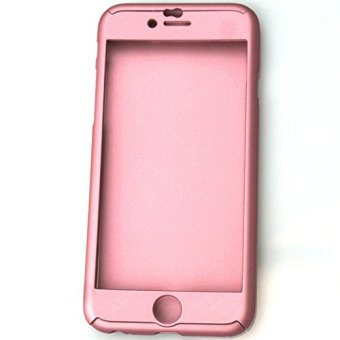 apple iphone 6s rose gold. pc 360 degree protected case for apple iphone 6/6s (rose gold) iphone 6s rose gold ,