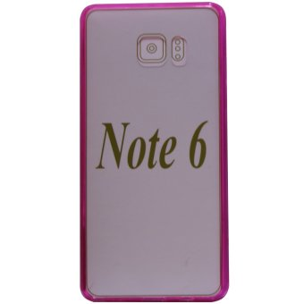 PC/TPU Senior Back Case For Samsung Galaxy Note6 (Pink)