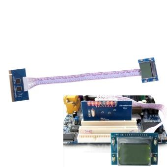 PCI Motherboard Diagnostic Tester Analyzer LCD Post Test Card ForDesktop Laptop - intl - 2