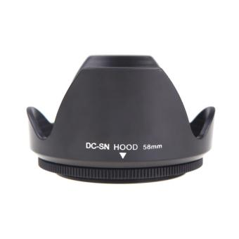 Petal Hood 58 mm Screw mount