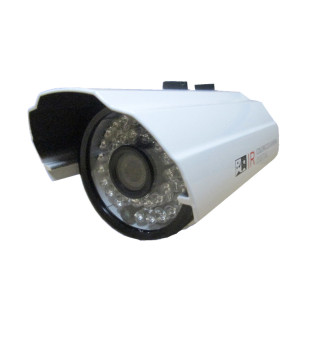 PhoebeTech 4ch 1.3MP Outdoor Security Camera Package (White) - picture 2