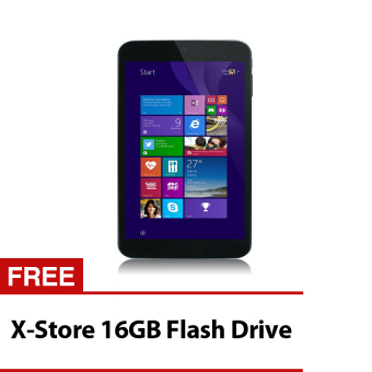 Phoenix WinTab 7 16GB (White) with Free X-Stor 16GB Flash Drive