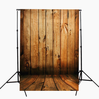 Photography Backdrops Background Cloth Wood Wall Floor Studio Photo