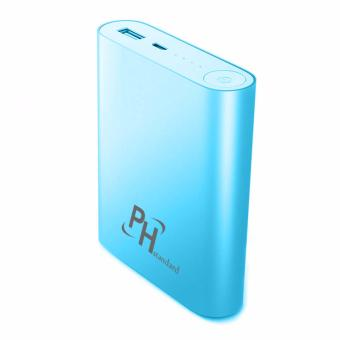 PHstandard SPN-996 10400mAh Power Bank with free Finger Ring MobilePhone Smartphone Holder Stand for iPhone (Color May Vary) - 4
