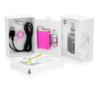 Pico iStick Pico 75W variable Starter Kit Cigarette With Battery(Pink)