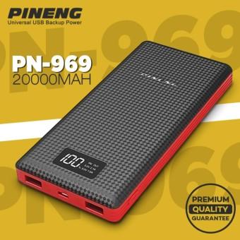 Pineng PN-969 20000mah Powerbank (Black/Red)