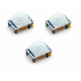 PIR Motion Sensor HC-SR501 - 3 Pieces Price Philippines